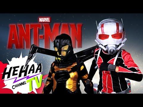 Marvel's Ant-Man Trailer Parody Baby