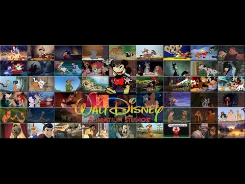 The Top 5 Weekly:Disney Animated Features
