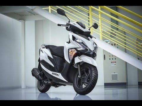 Xuất hiện xe ga mới Honda Elite 125 hầm hố hơn Air Blade