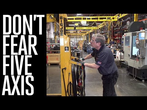 Don't Fear 5-Axis - Episode 2