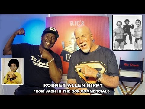 """RODNEY ALLEN RIPPY """"WHERE ARE THEY TODAY?"""""""