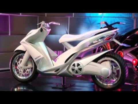 Motor Honda Spacy Modifikasi Terbaru  YouTube