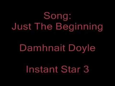 Just The Beginning - Damhnait Doyle (Full Song)