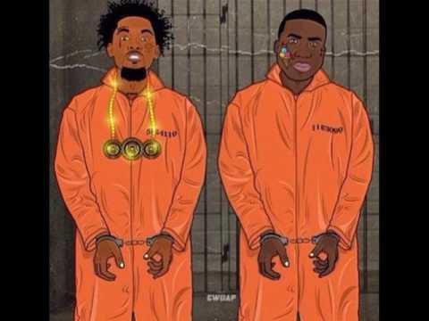 Gucci Mane ft Offset - Meta Gala slOweD