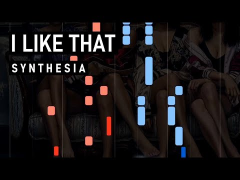 I Like That (SISTAR) — Synthesia & Sheet Music