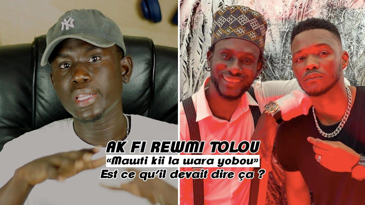 """AKHLOU BRICK """"Mawti Ki Nga Wara Yobou"""" - Mon avis"""