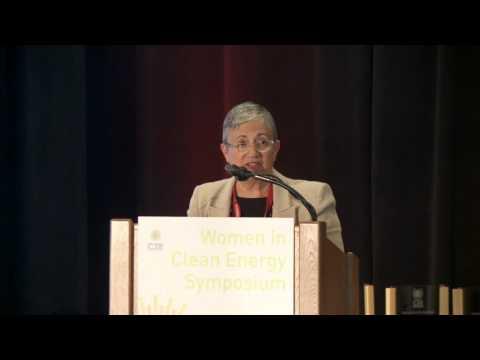 Mary Nichols – Lunch Keynote | C3E Women in Clean Energy Symposium