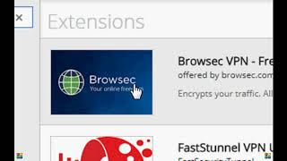 Unlimited Free VPN For Google Chrome on One Click ✔