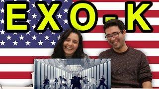 "Americans Meet Kpop: EXO-K ""Overdose"" (KOR SUB)"