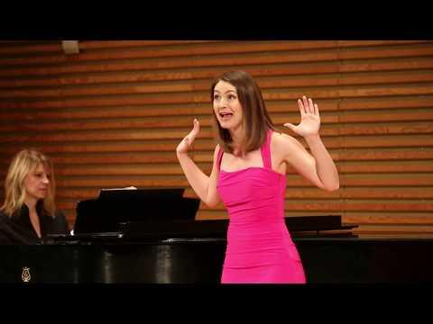 Natalie Duncan - Mister Snow (Carousel) - Lost in Ann Arbor