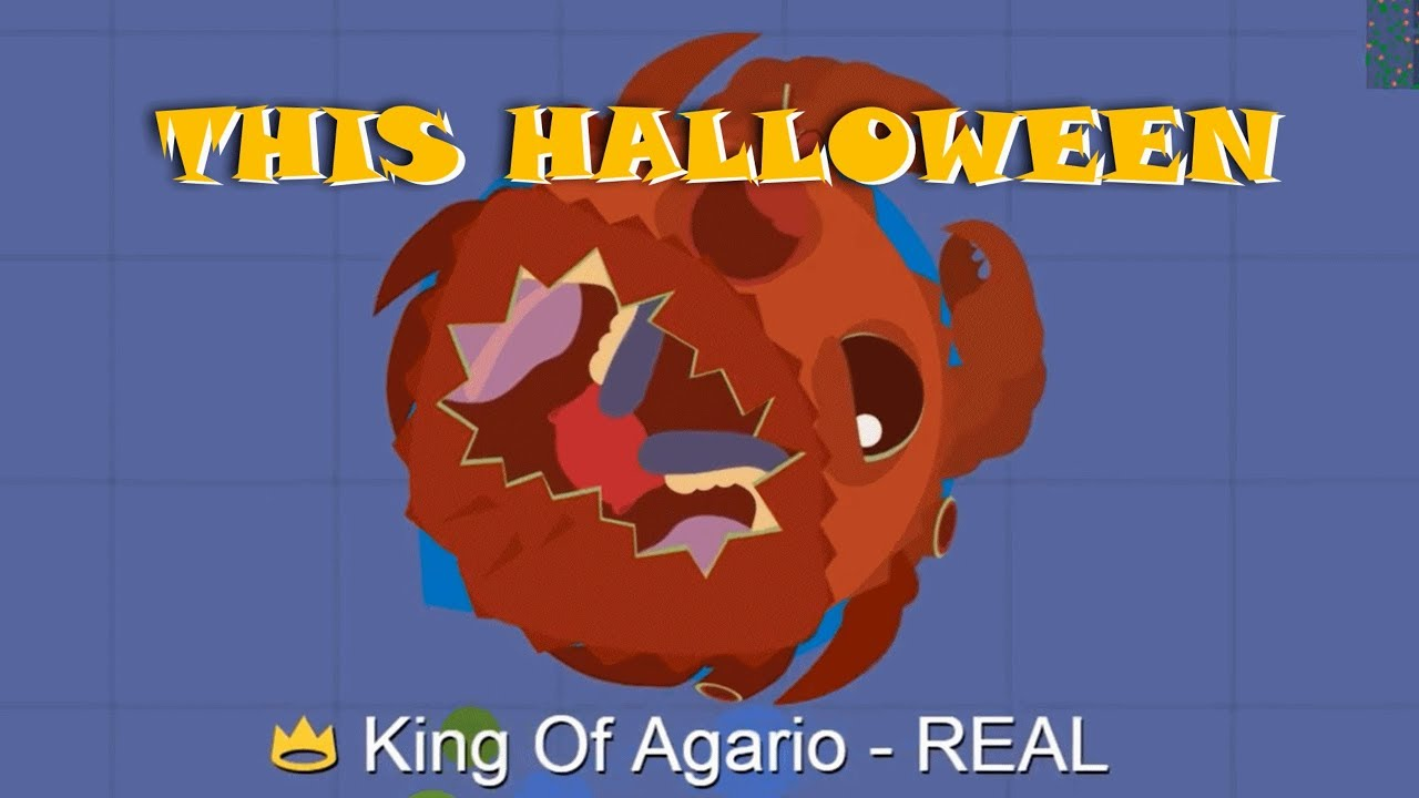 MOPE.IO // ZOMBIE KING CRAB SKIN // COMING THIS HALLOWEEN // TEASER #11