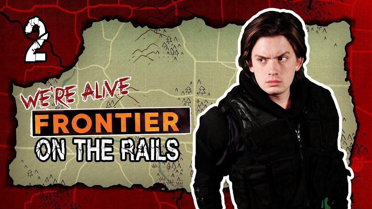 Download On the Rails   We're Alive: Frontier   Season 1 Episode 2