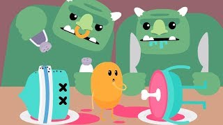 Dumb Ways To Die All Series Funny Moments Compilation! Play Funny Dumbest Troll Games