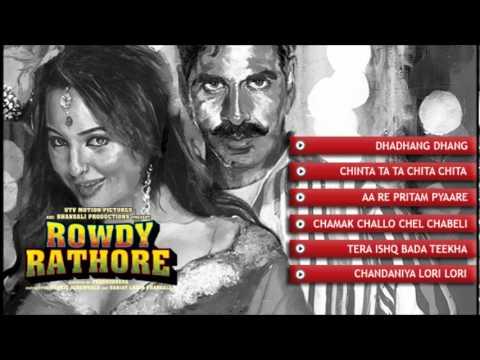Rowdy Rathore Music Box