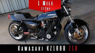 1978 Kawasaki KZ1000 Z1R (Top Speed Test) | Modified |