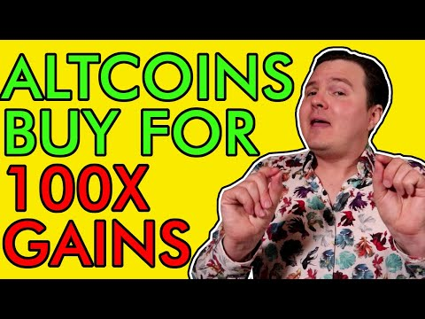 IF YOU WANT TO 100X YOUR WEALTH IN 2021, BUY ALTCOINS! [Secret: Big Money Already Is]