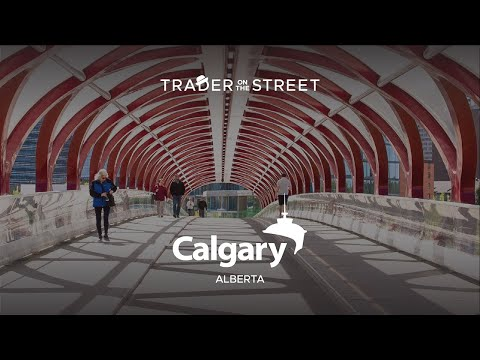 Trader on the Street's First Trading Rally in Calgary