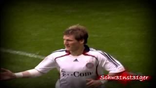 Bastian Schweinsteiger ● Fußballgott ● His Career 2003-2006 ● Part1 HD