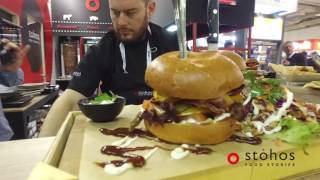 Burger Series | Stohos Foods