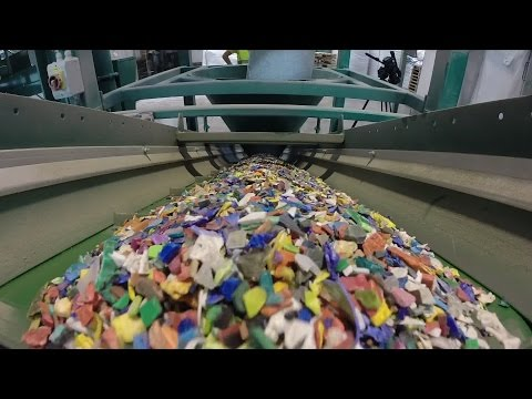 An environmentally friendly process: plastics recycling at mtm plastics