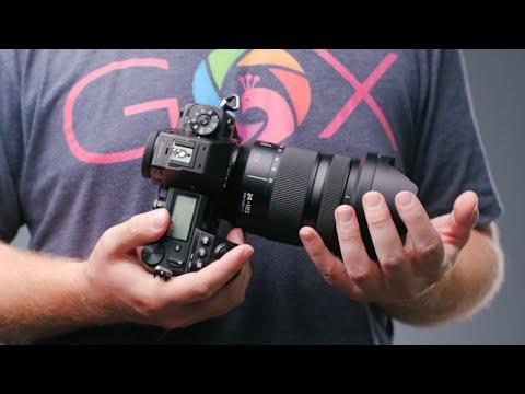 Panasonic S1: обзор и сравнение с Fujifilm X-T3
