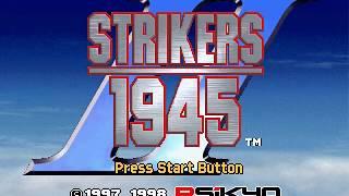 Strikers 1945 II (PlayStation), Longplay (Very Hard, Ki-84 Hayate)