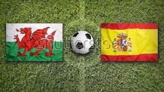 Pro Evolution Soccer 2017  WALES VS SPAIN