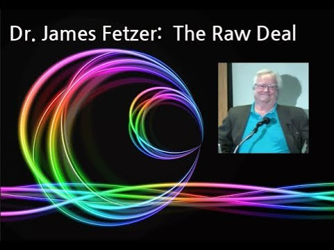 "DR JIM FETZER- Interviews- Jack Mullin on ""The Raw Deal""- Because Censorship Kills"