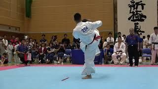 2019年9月8日、北海きたえーるで開催された第23回全北海道空手道選手権...