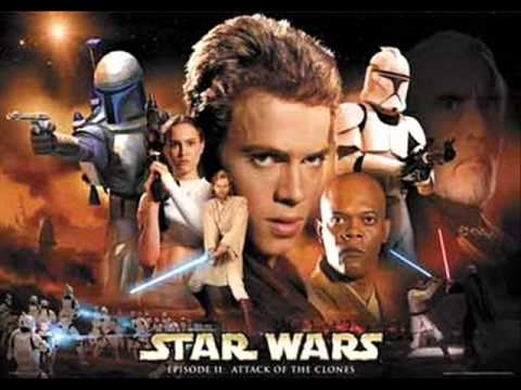 Download Star Wars Episodio II La guerra de los clones sountrack