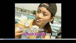 Ngây thơ - Ngọc Châu - karaoke dvd