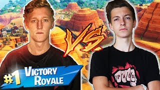 Playing VS FaZe TFUE and FaZe Cloakzy in Fortnite! Console VS PC Gameplay! $20,000 Fortnite Tourney