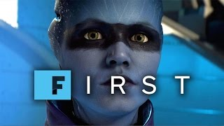 17 Minutes of Mass Effect Andromeda: Peebee's Loyalty Mission Gameplay (4K 60fps) - IGN First(Join us as we accompany Peebee on her loyalty mission in Mass Effect Andromeda. This footage has been edited to avoid spoilers. How Combat Has Evolved ..., 2017-02-28T17:00:06.000Z)