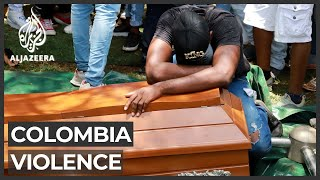 Colombia: 17 youth dead in attacks by armed groups in 24 hours