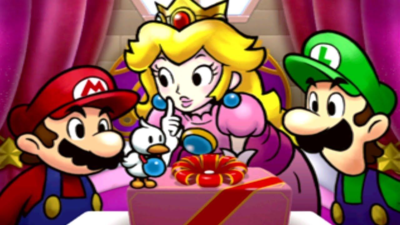 Mario And Luigi Bowser S Inside Story 3ds Final Boss Ending