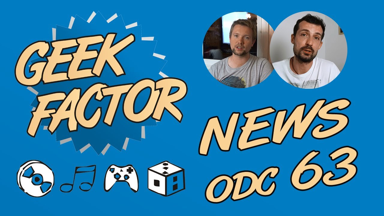 Geek Factor News 63 – Dr Who, nowy Tarantino i nagrody Emmy