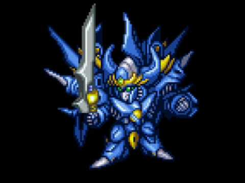 SRW OG (GBA) - To The Wilderness Of Battle