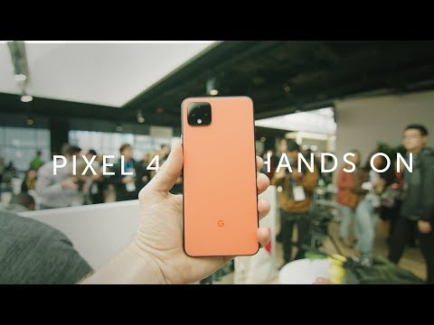 Caleb Goes To The Google Pixel 4 Launch Event