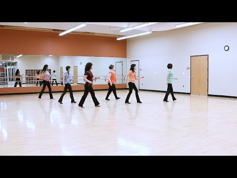 Summer Sway - Line Dance (Dance & Teach)
