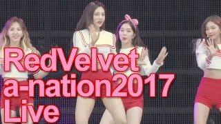 RedVelvet live in japan 2017.08.26