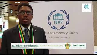 MP Mkhuleko Hlengwa says 'HIV/AIDS continues to be bane of youth success