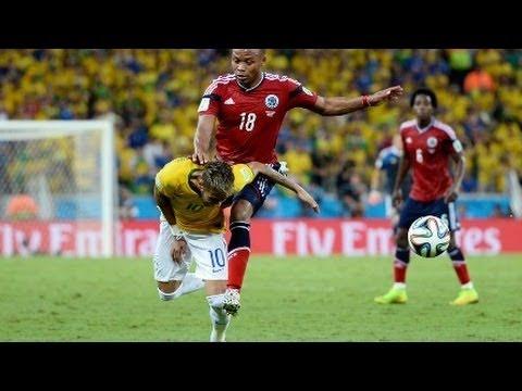 CONFIRMADO Neymar Jr se queda fuera del mundial por fractura en la columna
