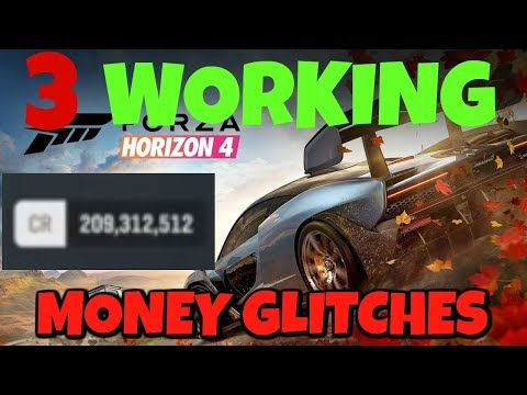 PATCHED* Forza Horizon 4 HUGE Money Glitch NO VIP NEEDED