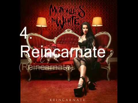 MY TOP 10 MOTIONLESS IN WHITE SONGS