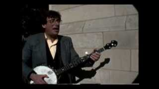Ed Holstein, Chicago Folk Singer and Banjo Player 1993