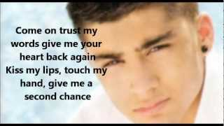 Lil Rain- Adore You lyrics |with Zayn Malik pictures|