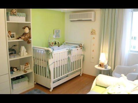 Faça você mesmo a decoração do quarto de bebê