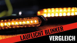 Motorrad / Moped LED- Lauflichtblinker | Vergleich | Gearparts24