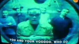 RAZORBACK: Voodoo, Who Do? (Music Video)
