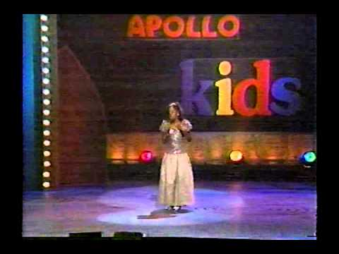 "Sevyn Streeter preforms ""My Funny Valentine"" At the Apollo"